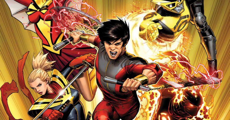 Shang-Chi e a Lenda dos Dez Anéis filme