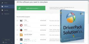 Como funciona Driver Pack Solutions