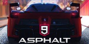 Jogos de Corrida para Android - Asphalt 9