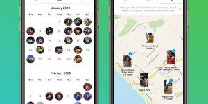 Novidades do Instagram: Mapa e Calendário de Stories