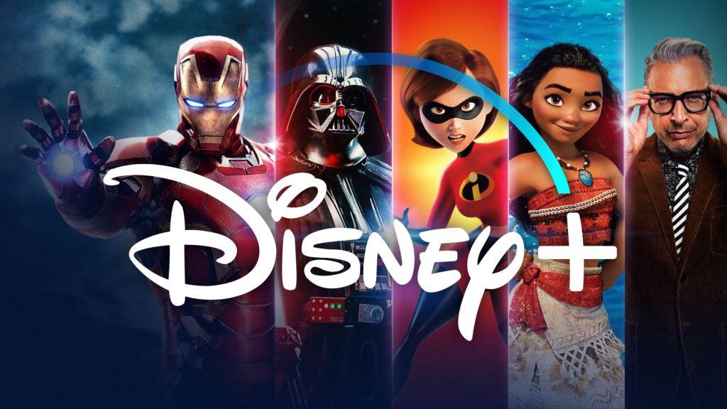 Disney+, serviço de assinatura da Disney