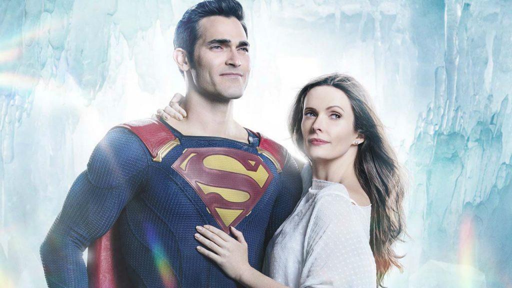 Séries CW - Superman And Louis
