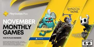 Jogos grátis para PS4 e PS5 em novembro de 2020 para assinantes da PlayStation Plus