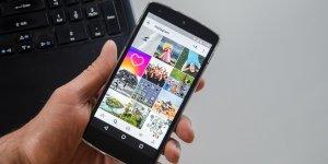 Aplicativo do Instagram