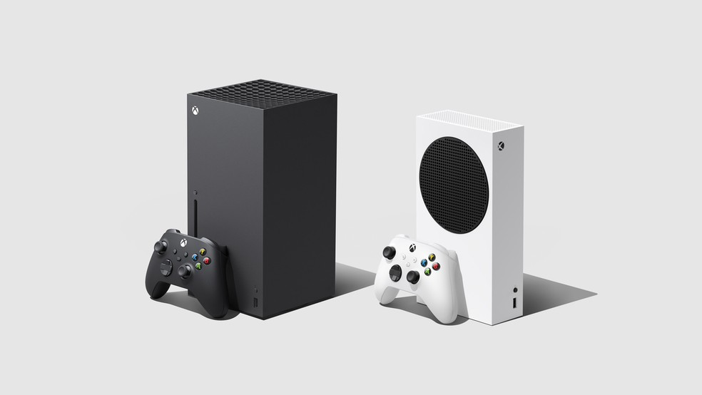 Apps de streaming no Xbox Series X e S  