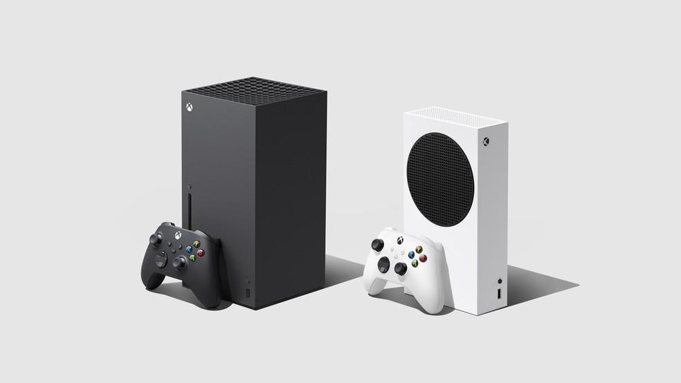 Xbox Series X e Xbox Series S, novos consoles da Microsoft