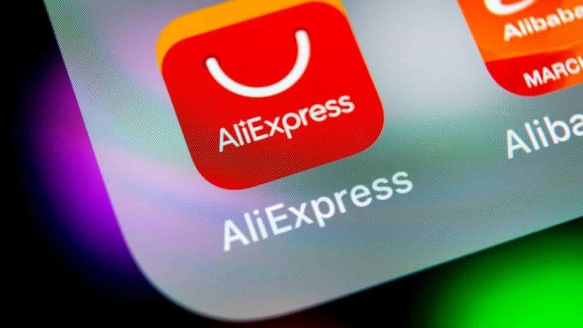 Semana de descontos AliExpress