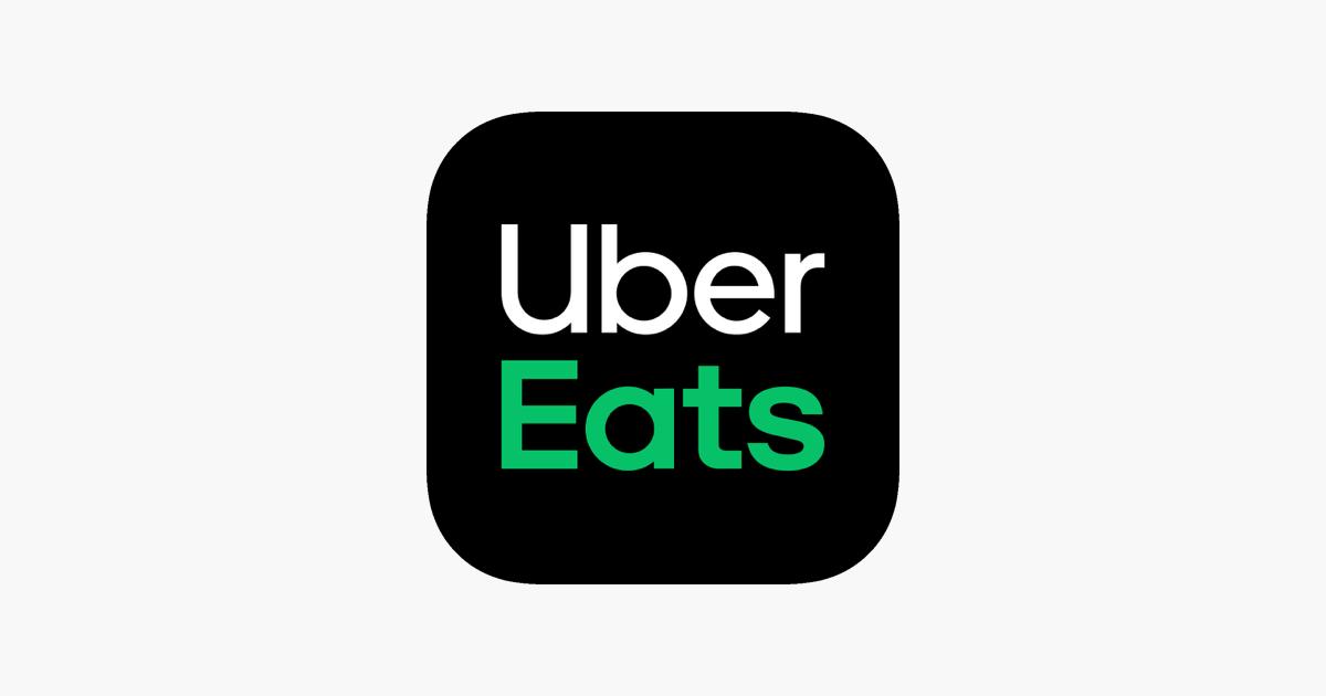Aplicativo de comida: Uber Eats