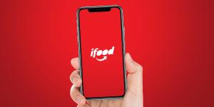 Aplicativo de comida - iFood