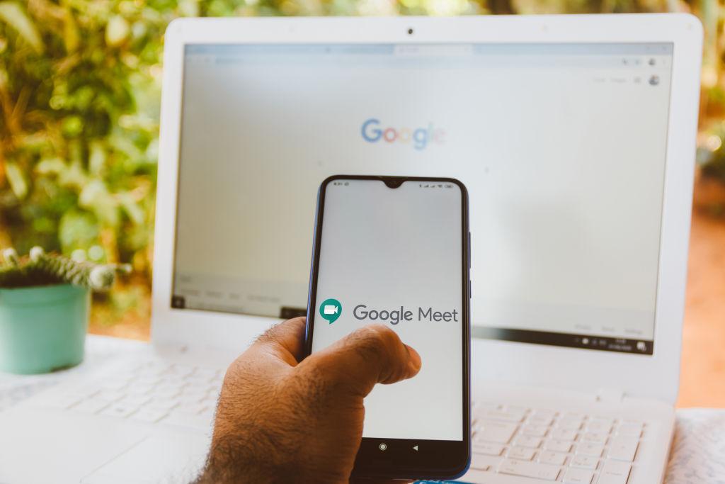 Atualização do Google Meet