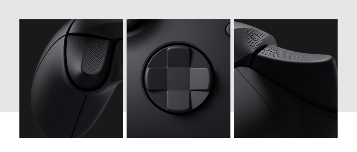 Feedback Tátil: Controle Xbox