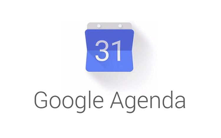 Aplicativo de Agenda: Google Agenda