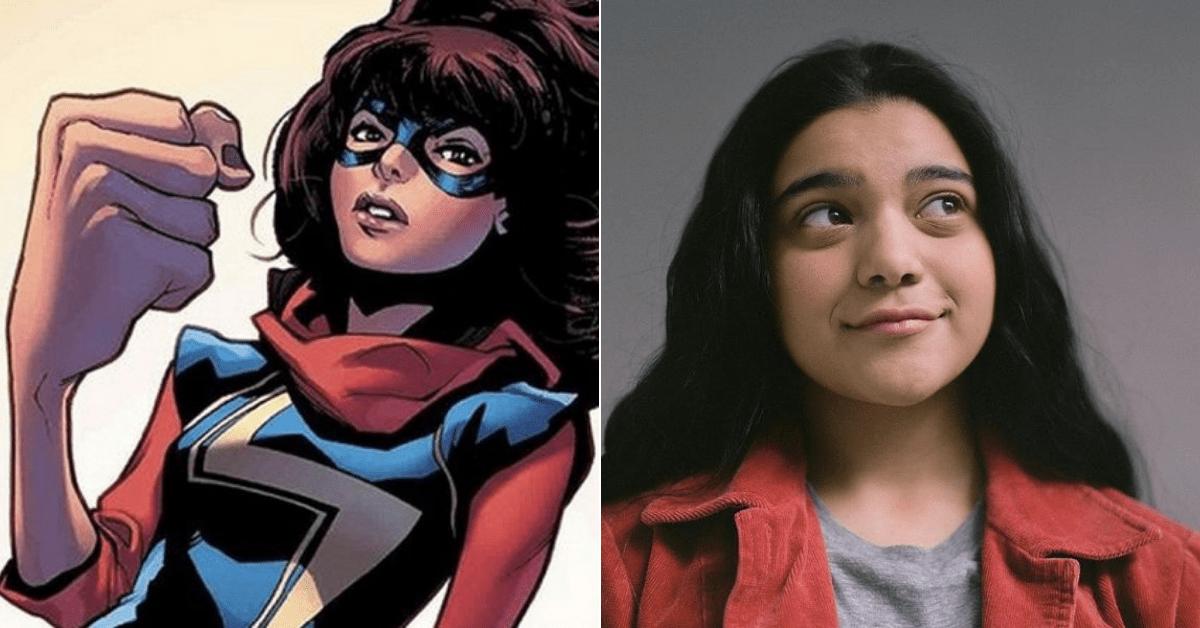 Ms. Marvel, futura série original do Disney+