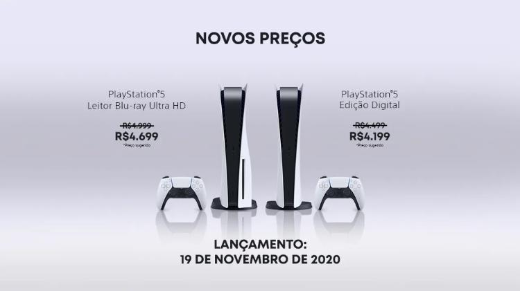 Playstation 5 mais barato