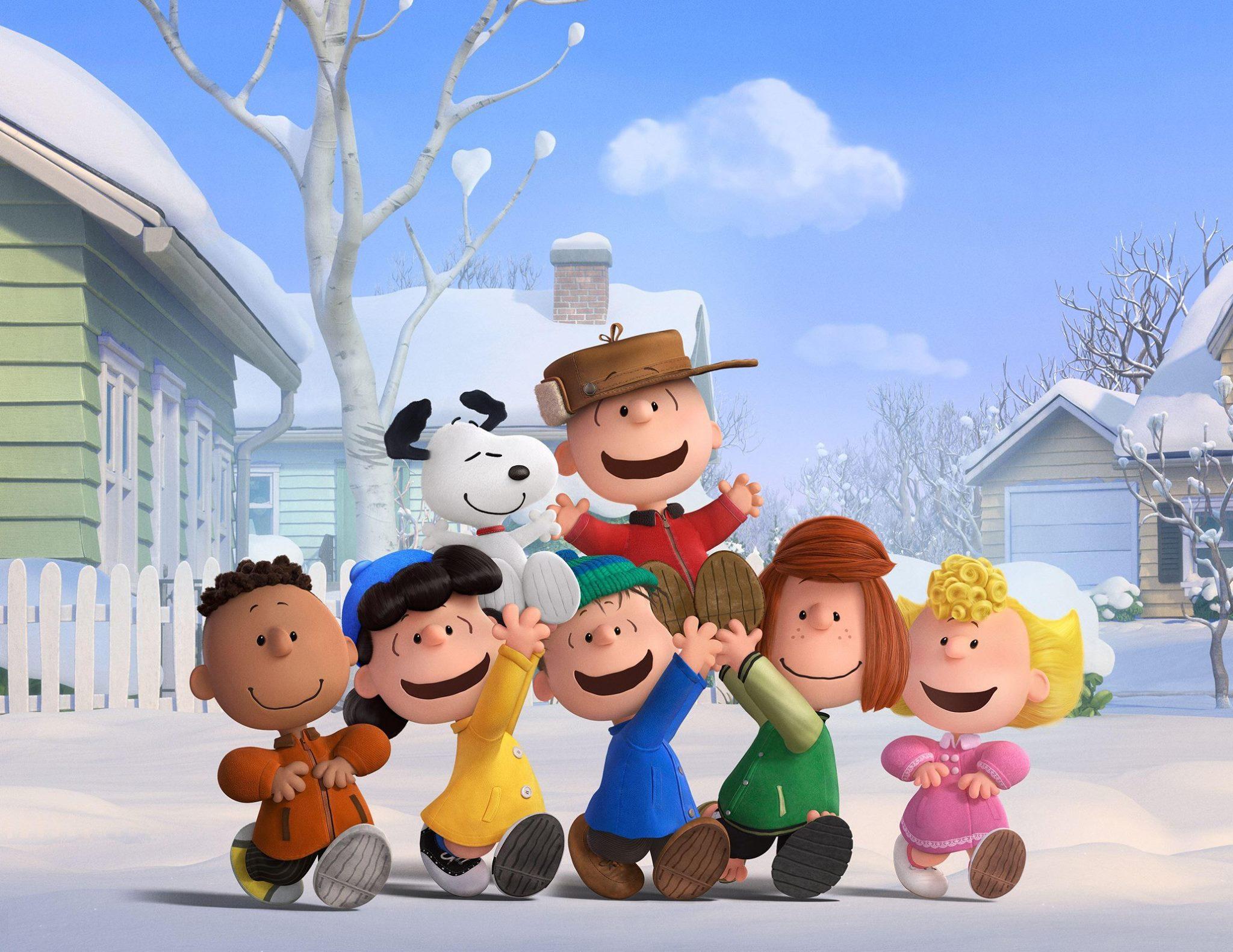 Snoopy e Charlie Brown – Peanuts: O Filme