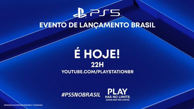 Sorteio PS5