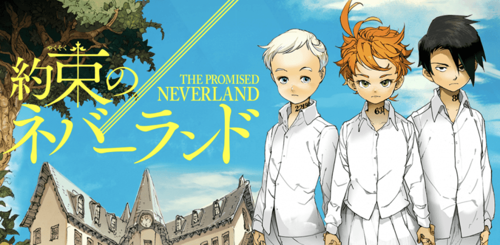 Segunda temporada de THe Promised Neverland ganha data de estréia
