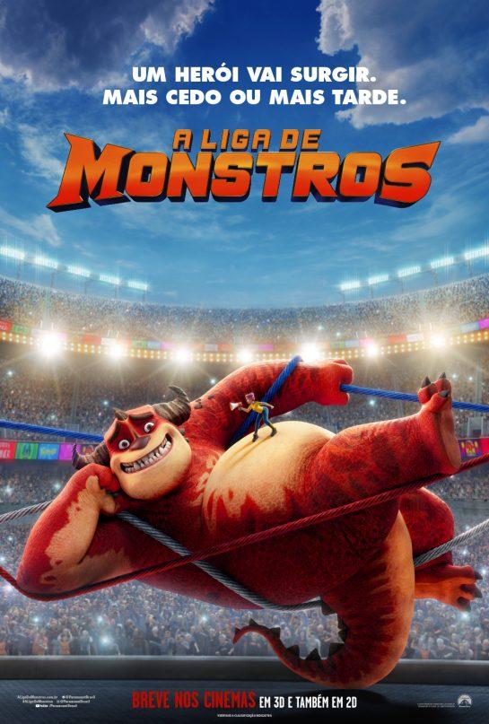 A Liga de Monstros: História