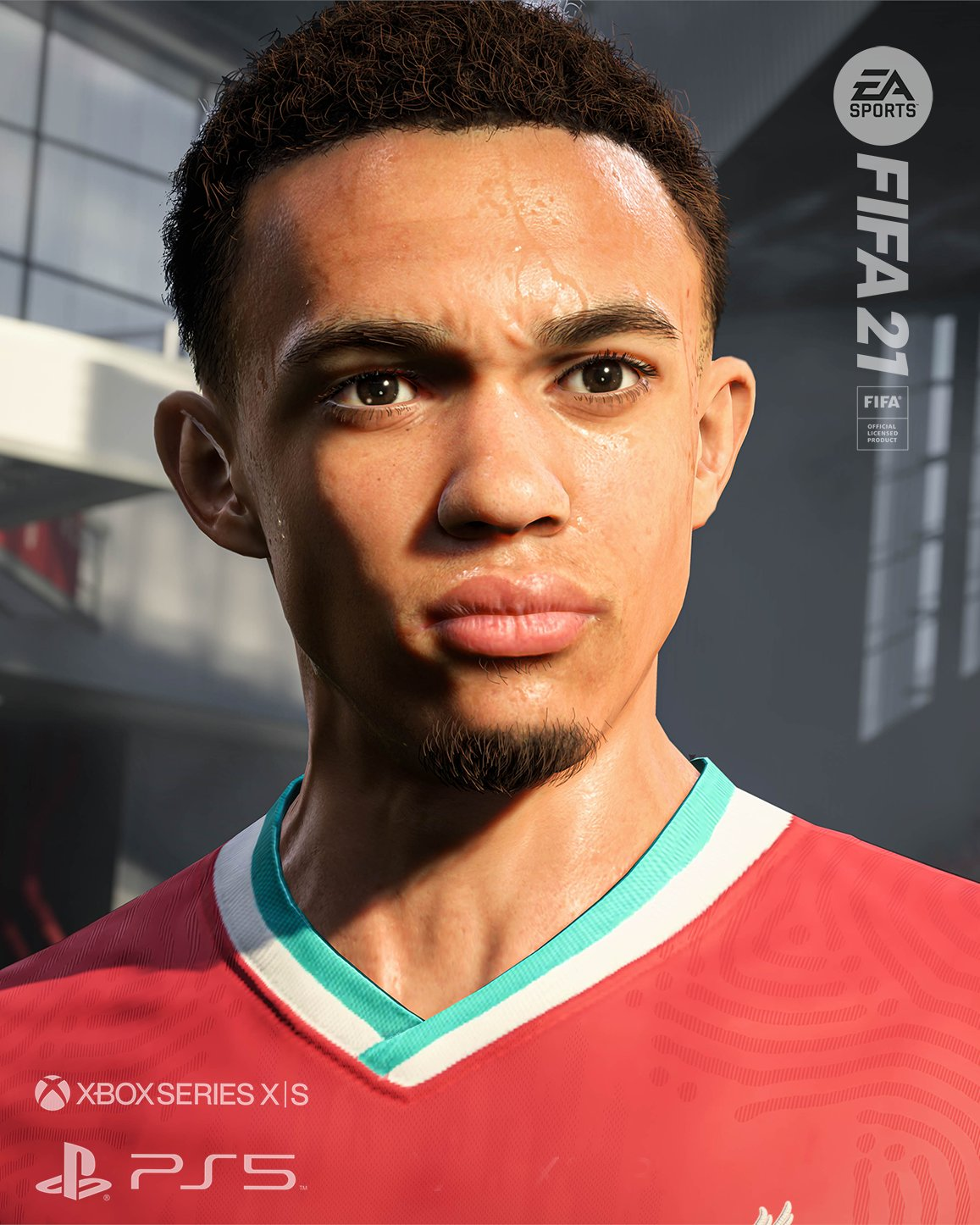 Alexander-Arnold, do Liverpool, no FIFA 21
