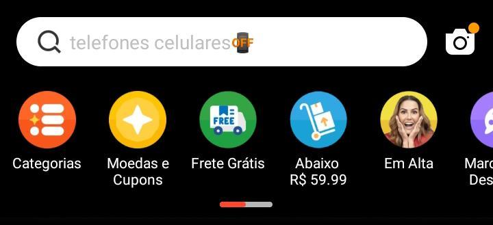 Como navegar pelo Aplicativo AliExpress
