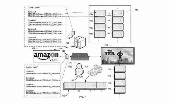 Nova patente contra pirataria da Amazon