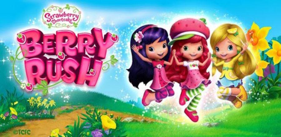Berry Rush - Moranguinho