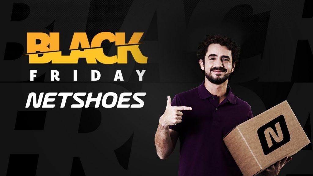 Black Friday na Netshoes