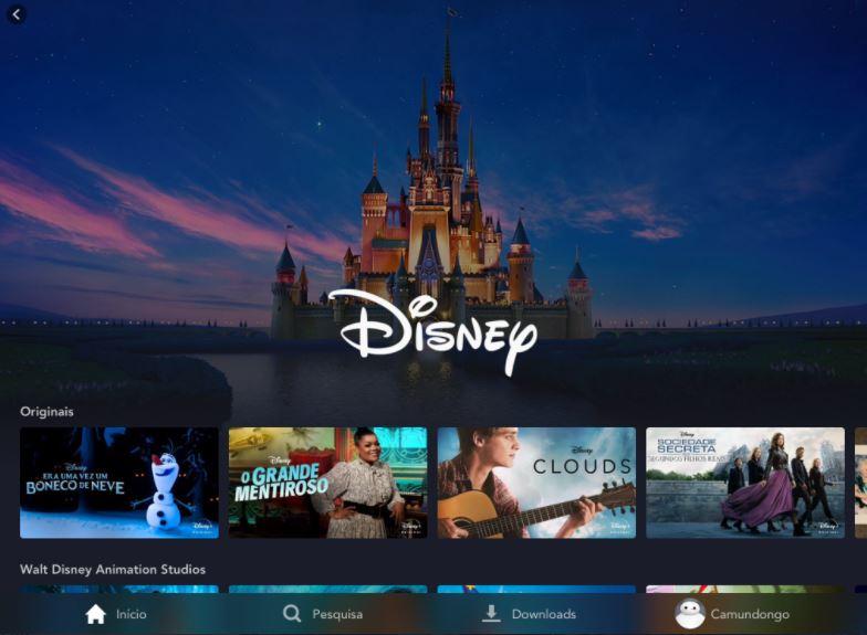 conteúdos escondidos Disney Plus