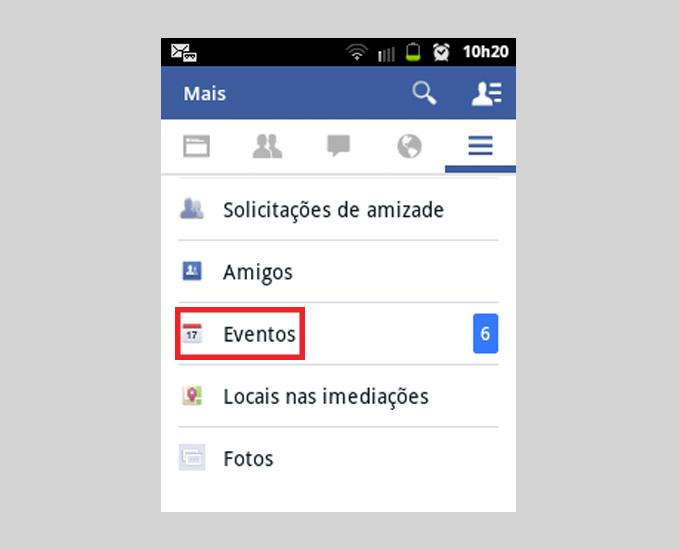 como criar evento facebook
