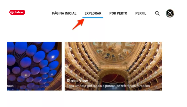 pesquisar museu no google arts and culture