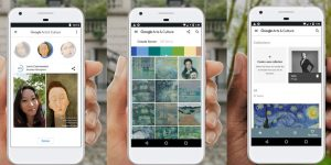 Google Arts and culture como funciona