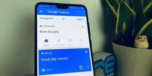 Avaliação Google Tradutor