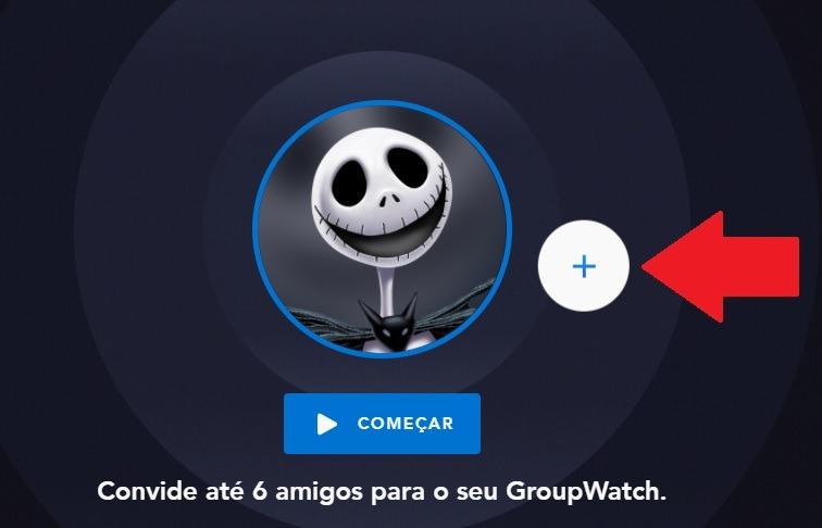Como usar o GroupWatch do Disney Plus (02)
