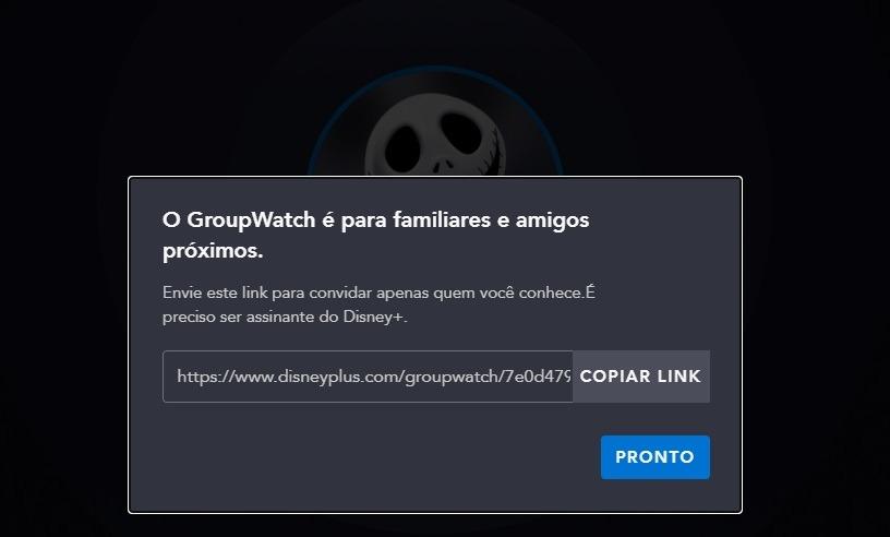 Como usar o GroupWatch do Disney Plus (03)