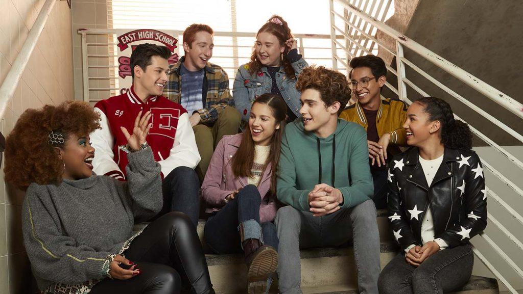 High School Musical: A Série: O Musical, série do Disney+