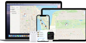 Rastrear dispositivo Apple perdido
