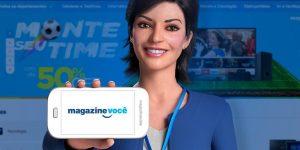 Aplicativo Magazine Luiza