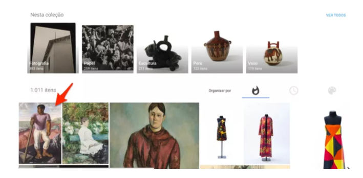 obras de arte interancional google