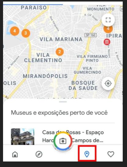 museu perto de você
