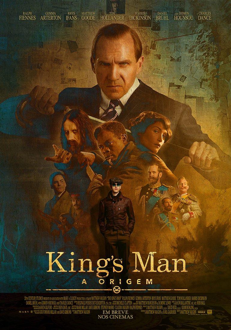 King's Man: A Origem - Elenco, Enredo e Lançamento - Filmes 2021