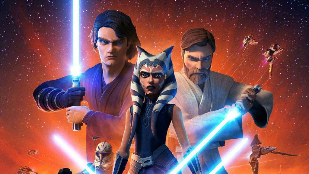 Star Wars: The Clone Wars, série do Disney+