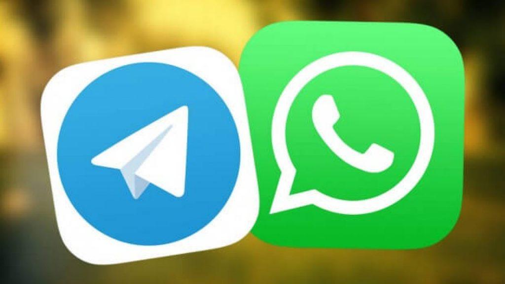 Telegram ou WhatsApp: Qual deles é melhor?