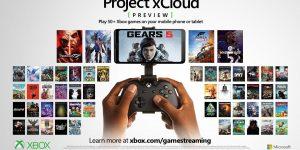 Microsoft estuda a possibilidade de lançar o xCloud no Brasil