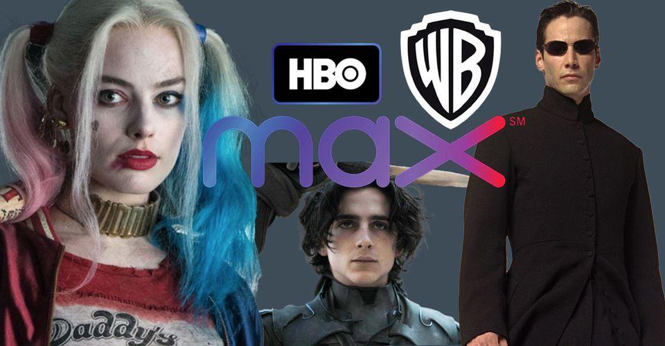 HBO Max 2021 - Séries e Filmes Confirmados