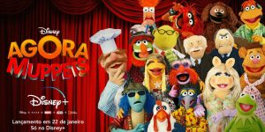 Agora Muppets!, série original do Disney Plus