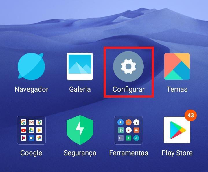 Como restaurar um dispositivo Android para as configurações de fábrica