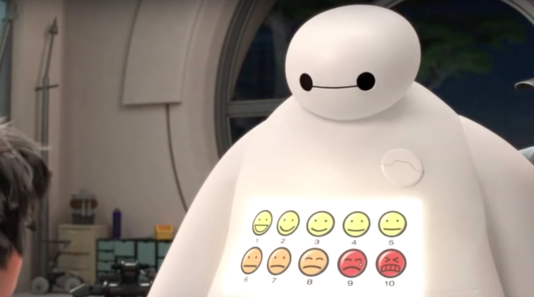Baymax!, série original do Disney Plus