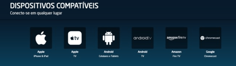 Directv GO Dispositivos autorizados