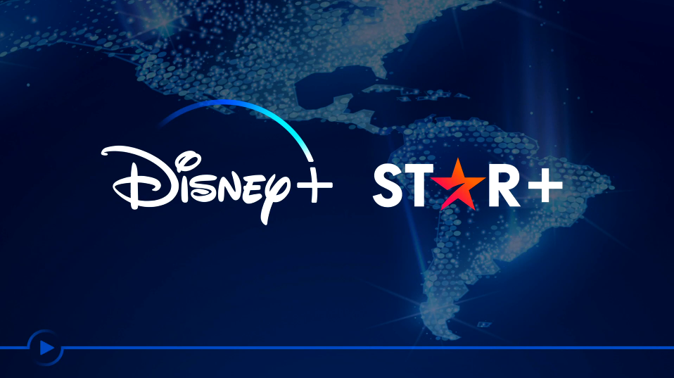 Disney Plus e Star Plus