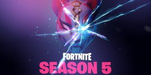 Fortnite 5ª temporada